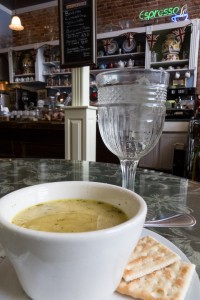 Court House Grounds - Dill Pickle Soup