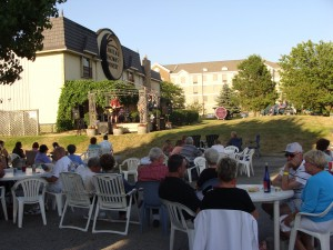 Music on the Veranda kicks off on July 5.