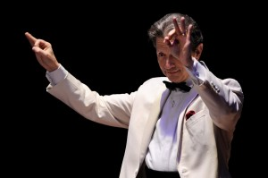Maestro -- and Hoosier! -- Jack Everly will conduct the ISO at the Symphony at Ellis Park.
