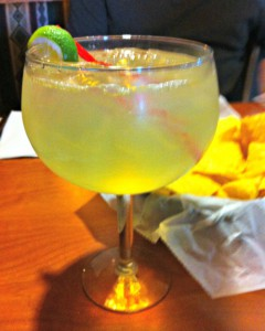How about a margarita to celebrate Cinco de Mayo?
