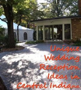 Unique Wedding Ideas in Central Indiana