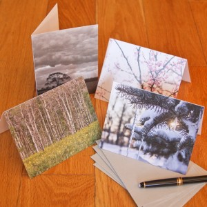 Note cards from a.e. Miller Photography
