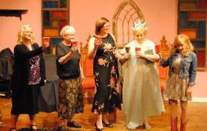 Hendricks Civic Theatre offers fun entertainment that won't strain your budget.