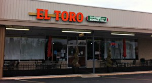 El Toro located in Brownsburg.
