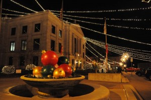 Hendricks County holiday events - Christmas on the Square