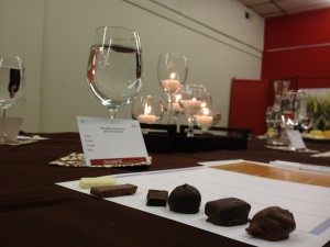 Confection Delights in Danville will host a chocolate tasting this weekend.
