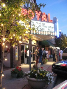 The Royal Theater is the perfect venue for Kiwanis Klassic Family Movie Night.