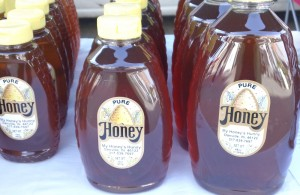 My Hunny's Honey at Danville Farmers Market