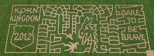 Beasley's Orchard Corn Maze