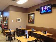 Dine in or dine out Fox's Pizza Den has you covered.