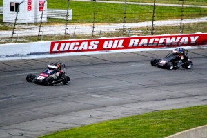 The USAC Midget Series sprint cars return to Lucas Oil Raceway on July 27.