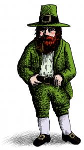 Legendary Leprechaun...Ellis O'Leary
