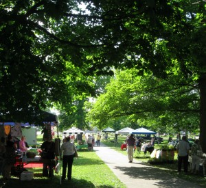 The Plainfield Farmers Market