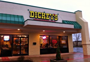 Dickey's Barbecue Pit in Plainfield, Indiana