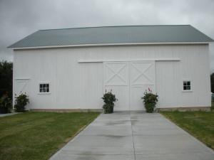 Cartlidge Barn-Renovated Outside Shot