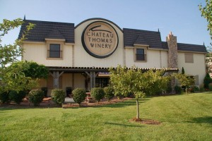Award-winning Chateau Thomas Winery in Plainfield.