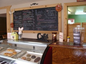 Cinnamon Girls Bakery and Cafe - 8026 Main St. in Coatesville, Indiana