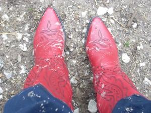Natl Vall mud boots