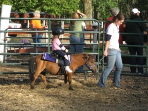 Pony rides will be just one of many fun, family activities at the Happy Trails Fall Fest.