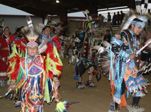 Cultural dancing, music in full regalia is just part of the experience at National Powwow.