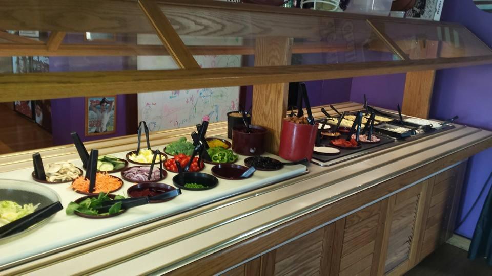 Rockstar Salad Bar