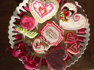 Sweetheart Cupcakes has a sweet selection for Valentines Day!
