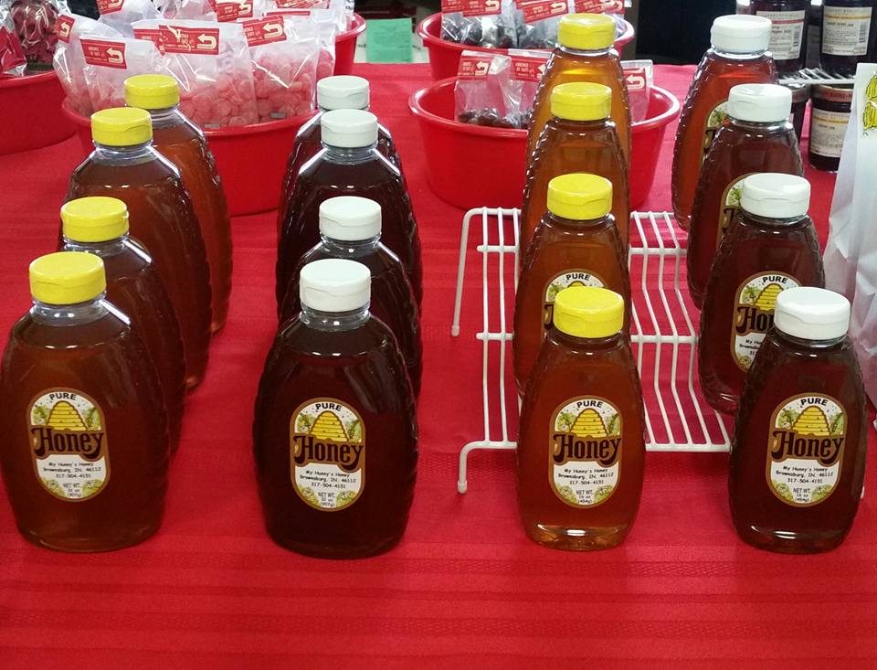 Big Tuck's Feed & More is now selling locally produced My Hunney's Honey.