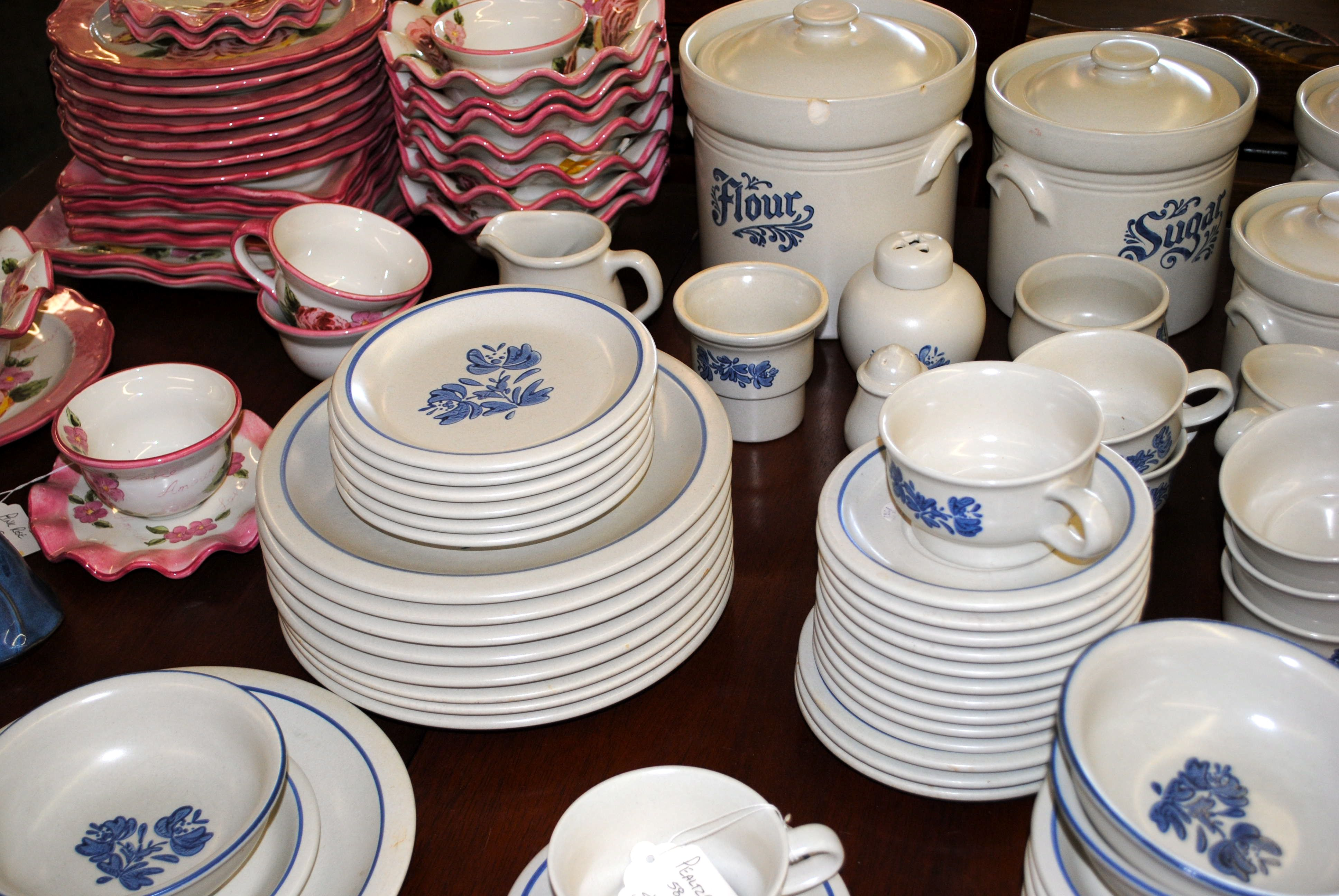 Kitchenware Is Just One Of The Seemingly Endless List Of Items In The  Danville Trading Postu0027s Inventory.
