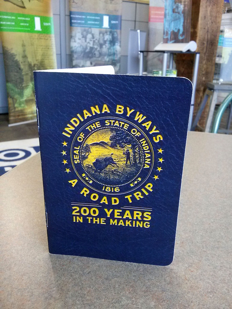 Get your Indiana Byways Passport at the Oasis Diner in Plainfield, beginning March 31.