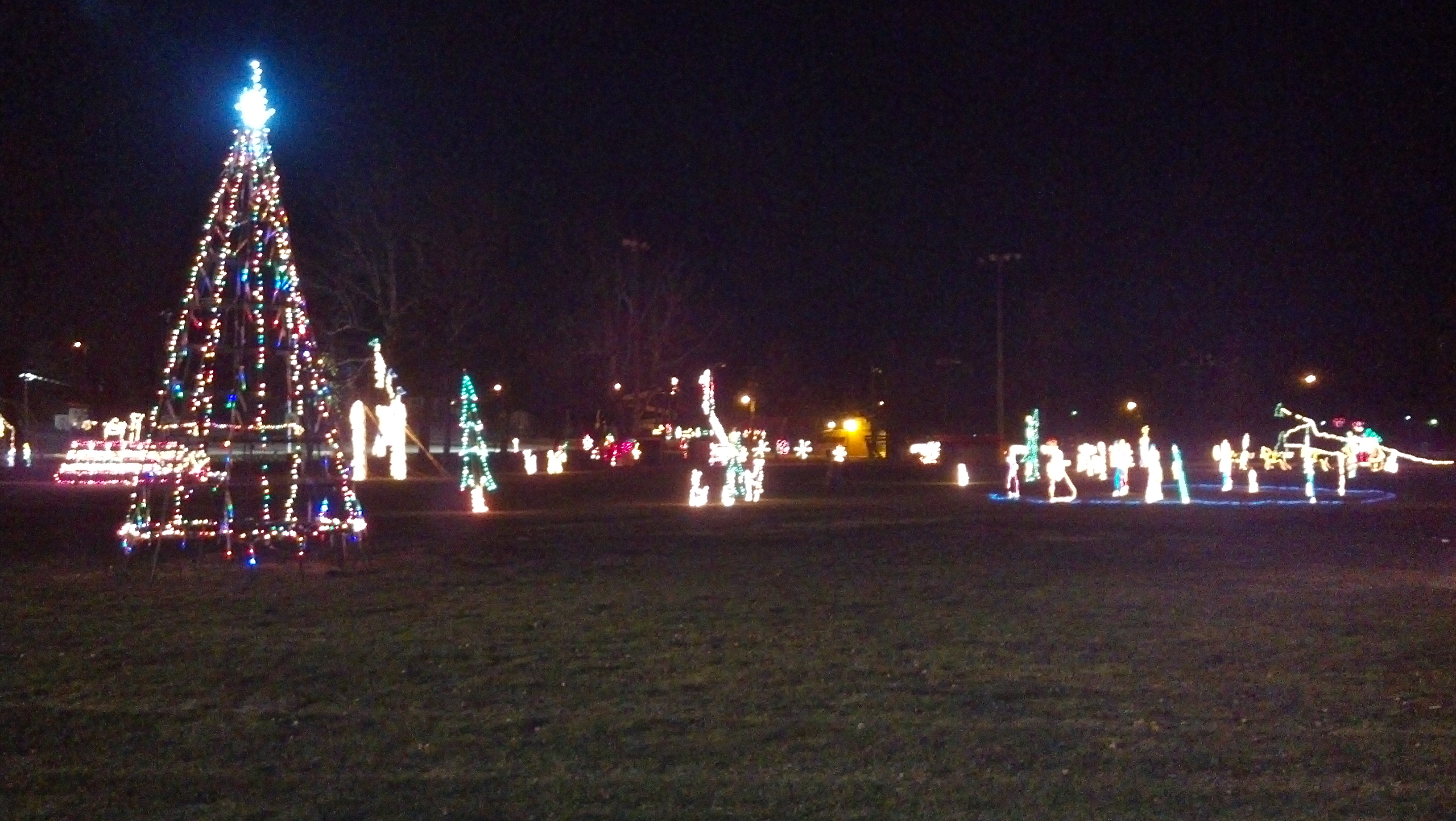 christmas lights delight in danvilles winterland discount