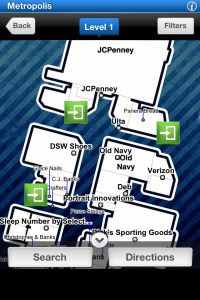 Need a map? FastMall offers maps of most central Indiana malls.