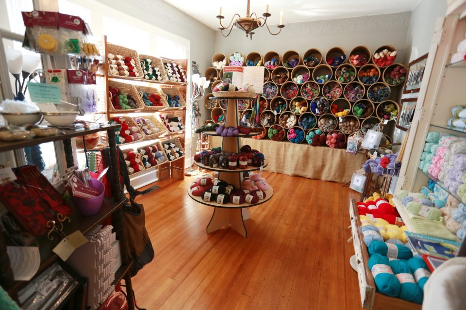 nomad yarns expands to second level