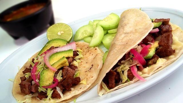 Tacos from Bravo Bravo