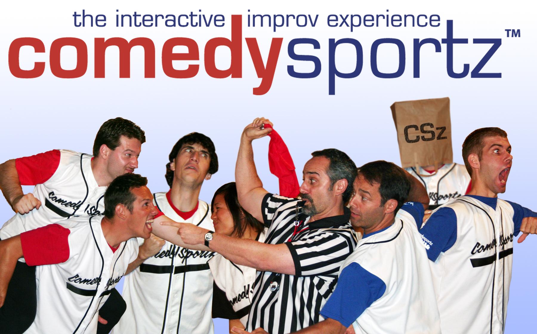 Comedy Sportz in Provo