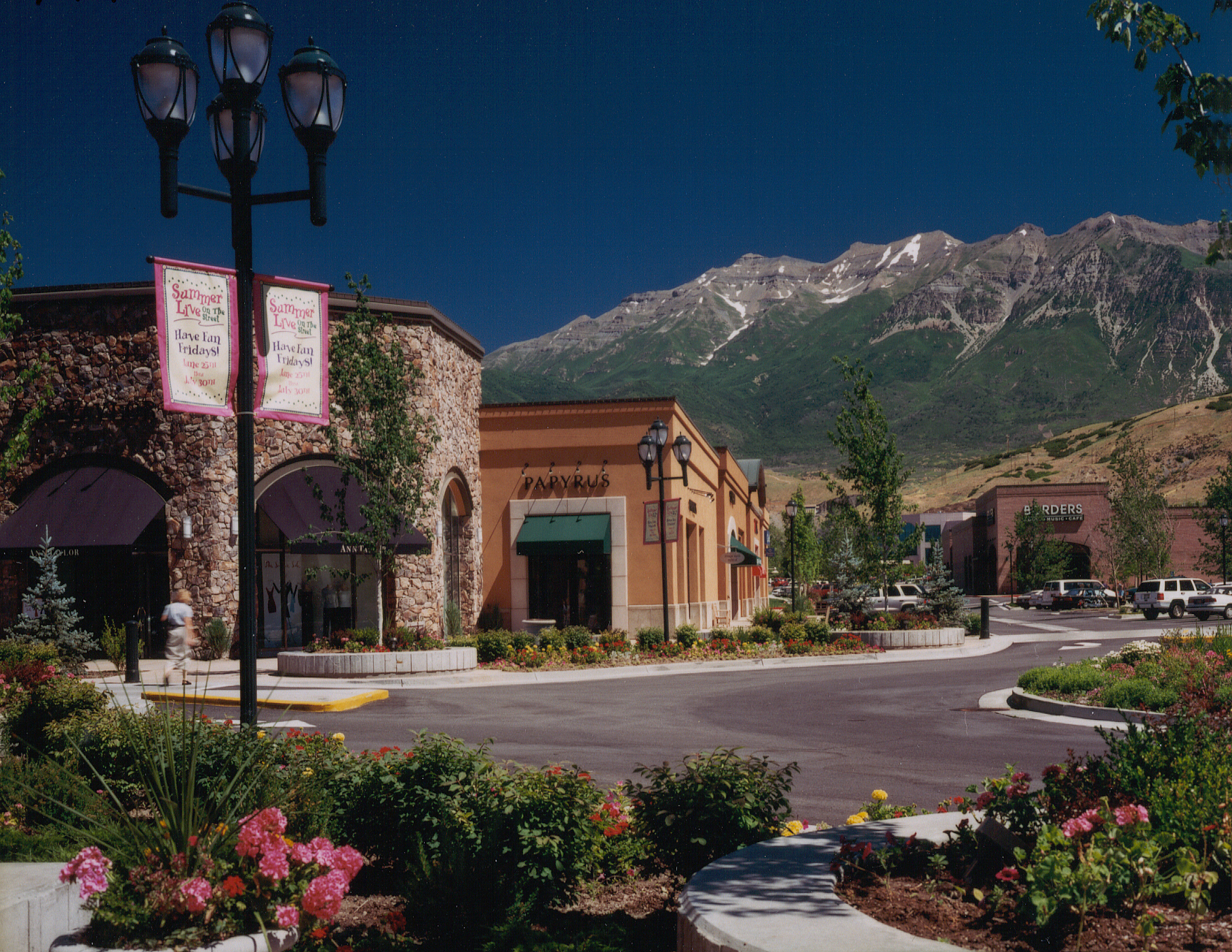 The Provo Riverwoods