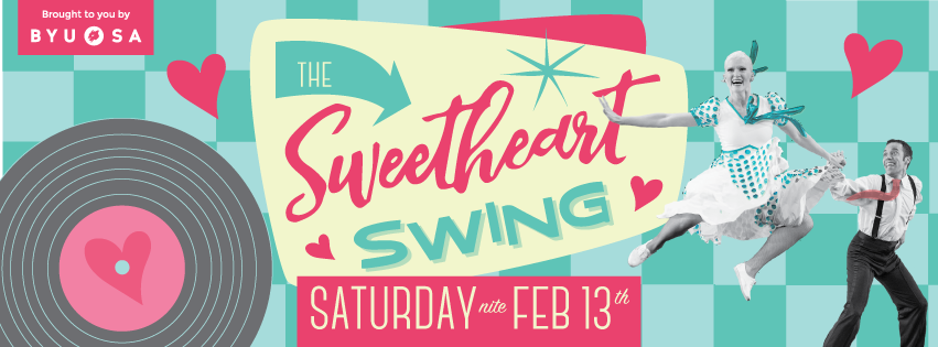 Sweetheart Swing Flyer
