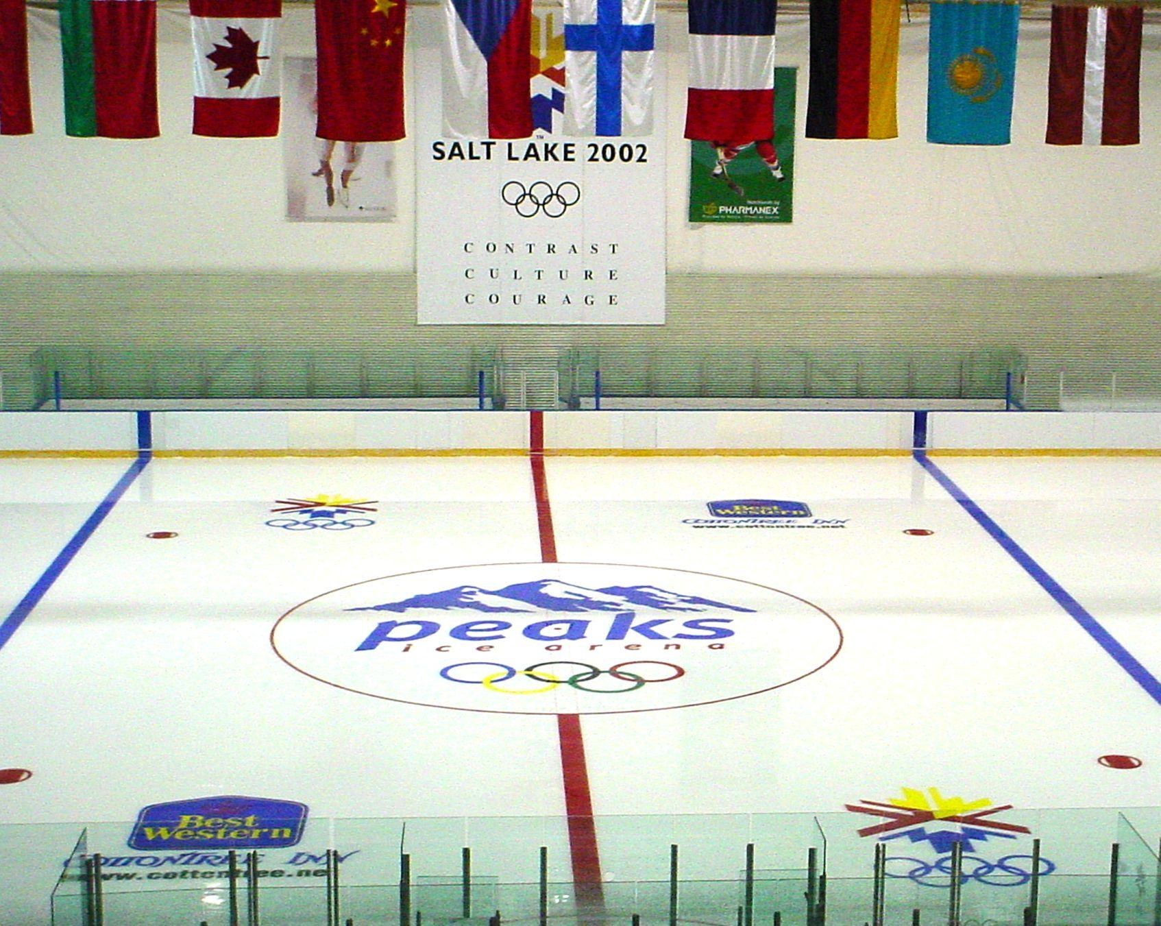 Peak's Ice Arena