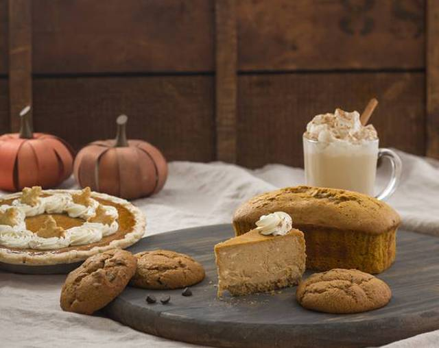Kneaders Pumpkin Pie
