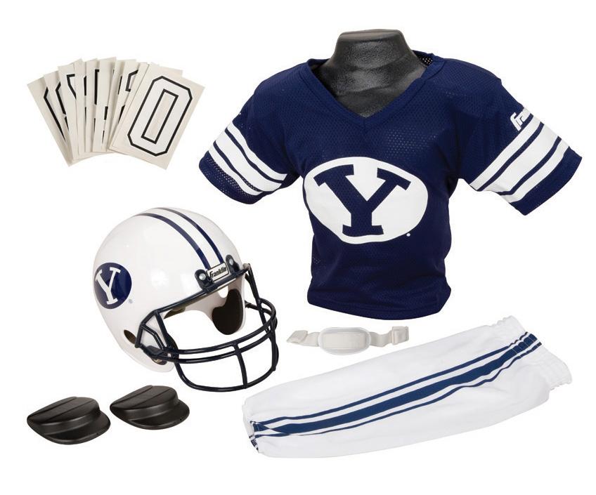 BYU Football Costume
