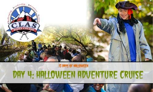 Day 4: Halloween Cruise