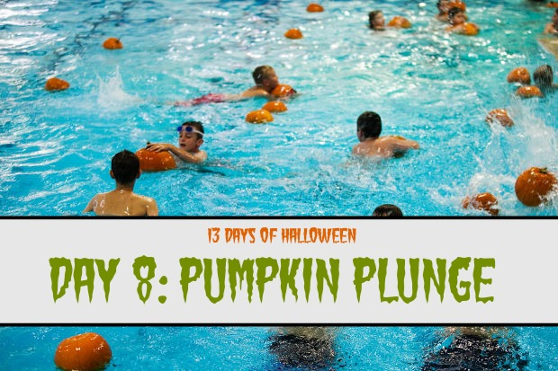 Day 8: Pumpkin Plunge