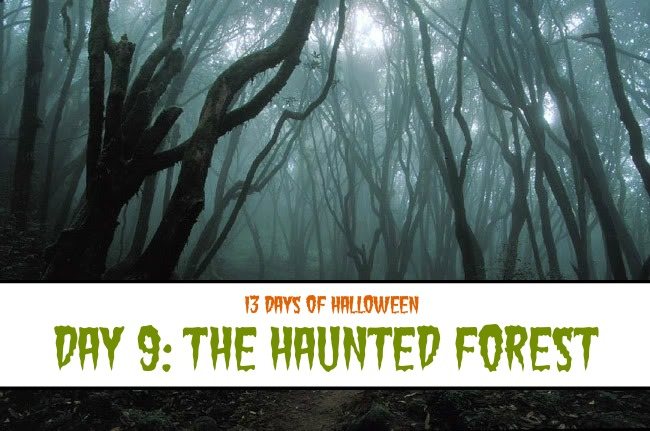 Day 9: The Haunted Forest