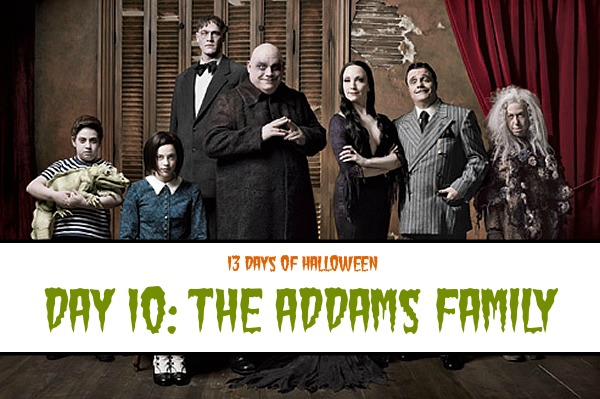 Day 10: The Addams Family