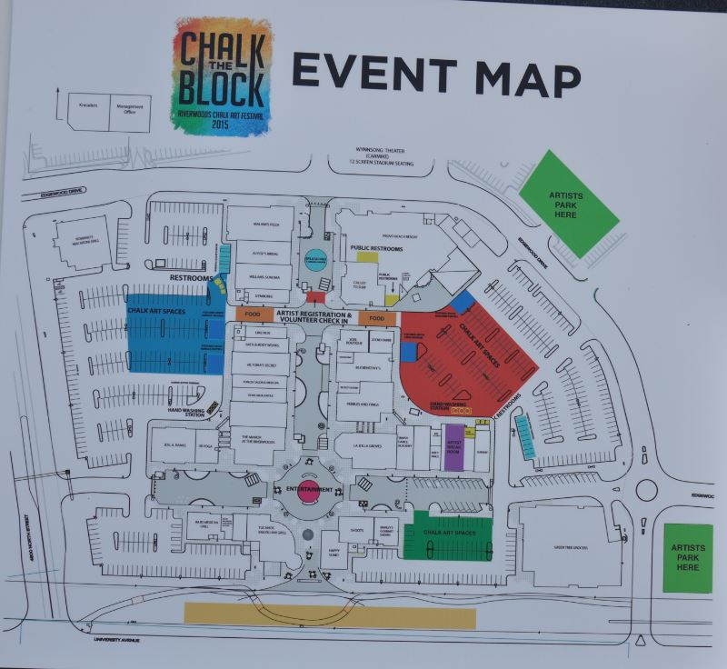 Chalk the Block Map