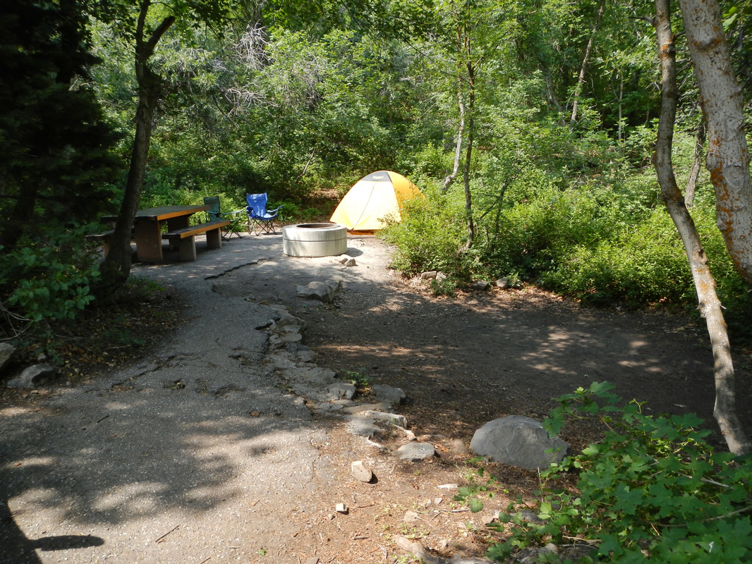 Mount Timpanogos Campground