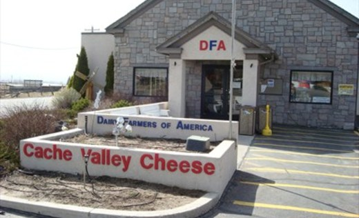 The Cache Valley Cheese Factory