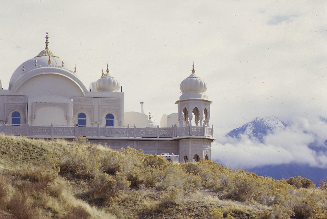 The Krishna Temple