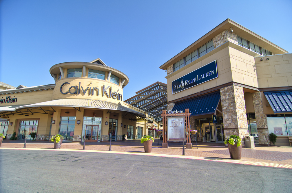 The Outlets at Traverse Mountain