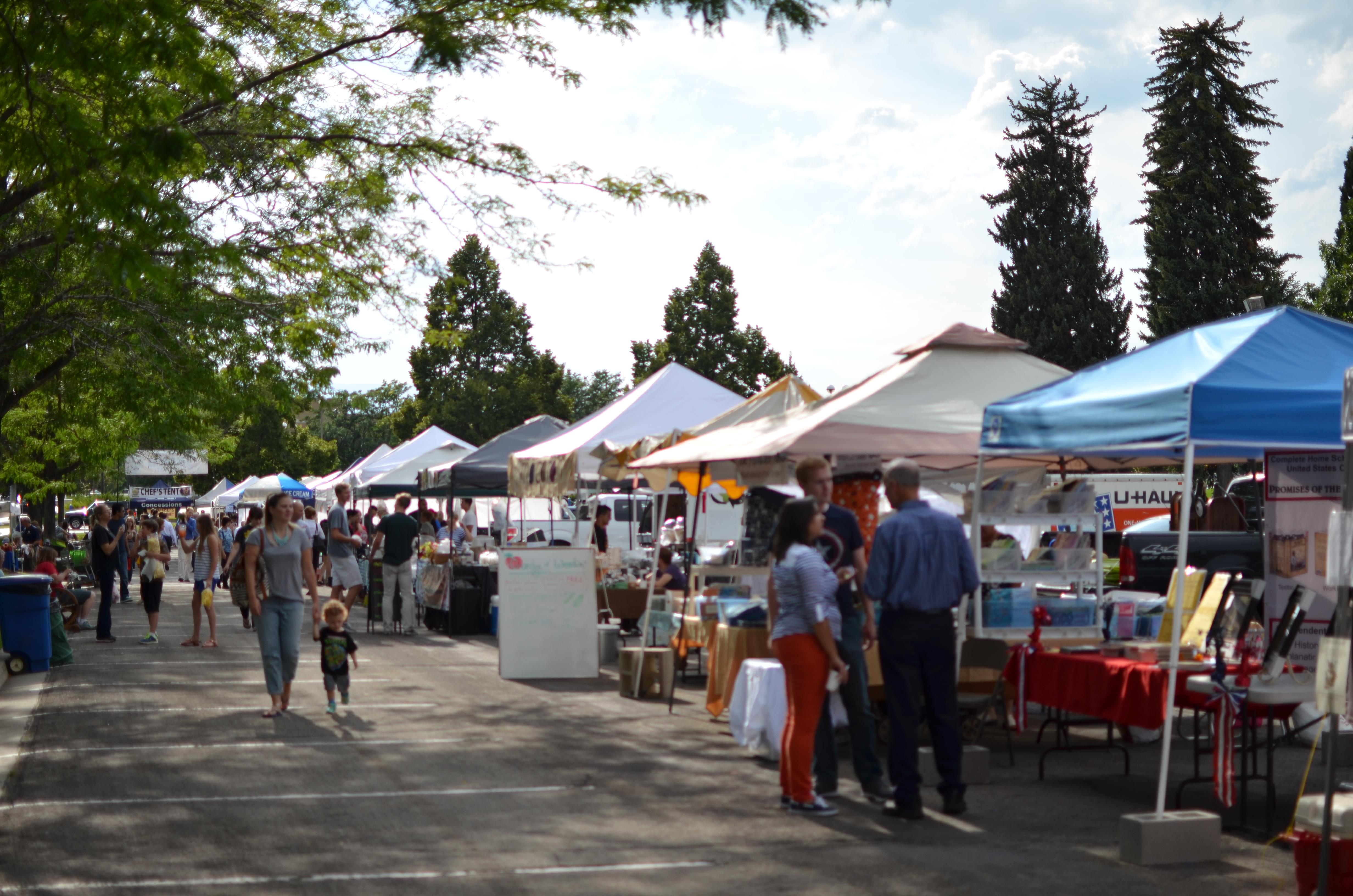 Stadium Farmer's Market