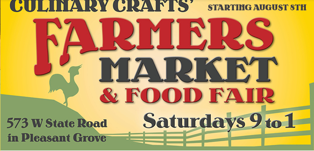 Culinary Craft's Farmer's Market
